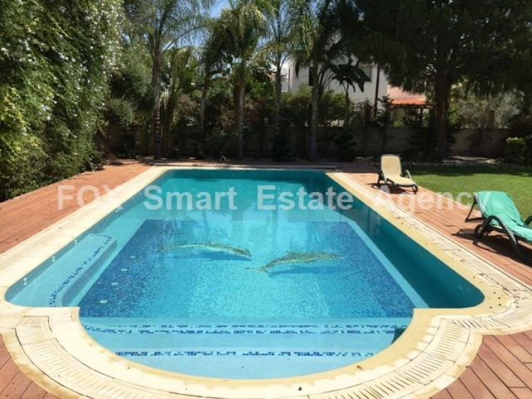 For Sale 5 Bedroom Detached House in Strovolos  17