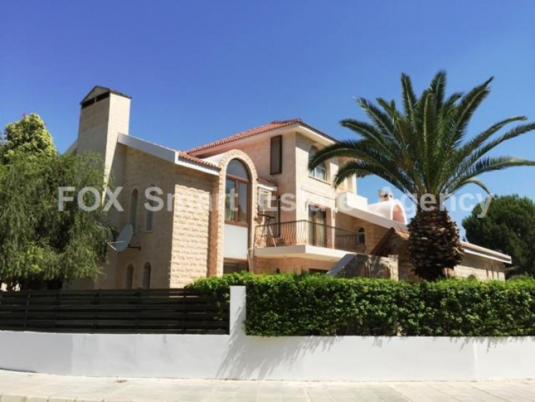 For Sale 5 Bedroom Detached House in Strovolos