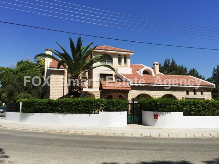 For Sale 5 Bedroom Detached House in Strovolos  3
