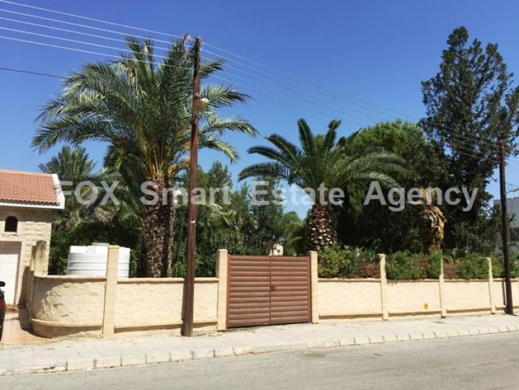 For Sale 5 Bedroom Detached House in Strovolos  7