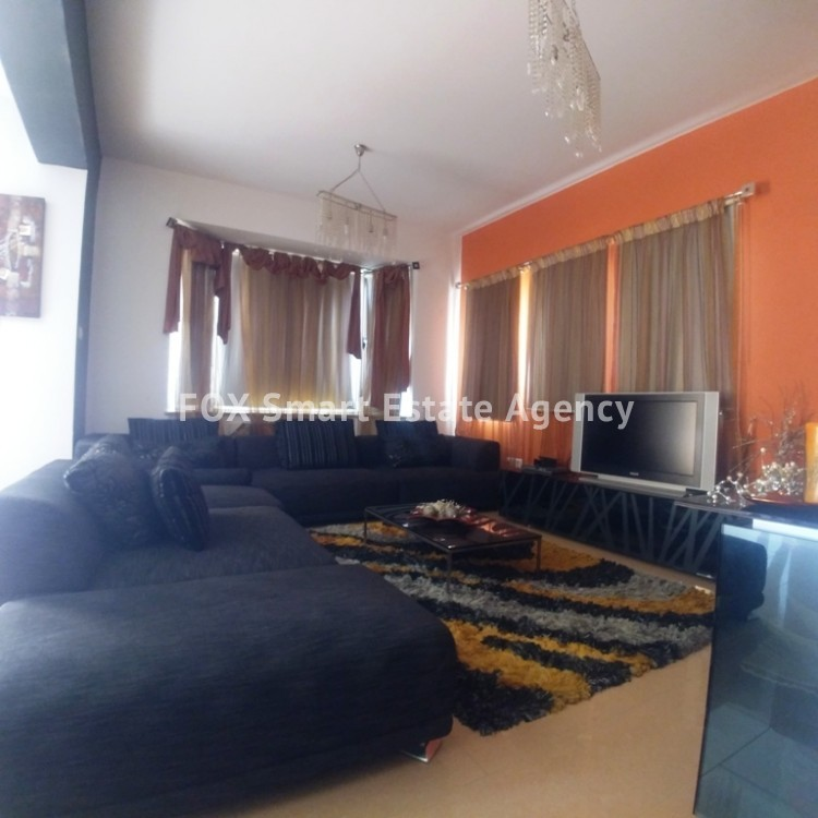 A Bright 4 Bedroom Detached House For Rent In Alethriko