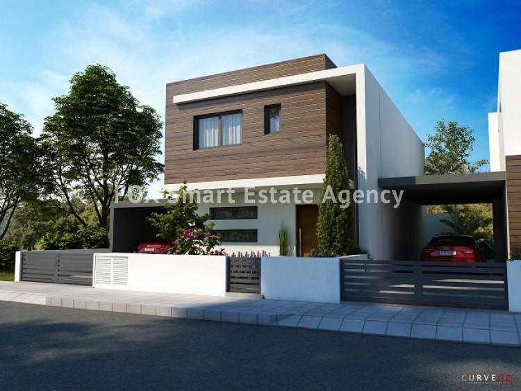 For Sale 4 Bedroom Detached House in Agios vasilios, Strovolos, Nicosia 10