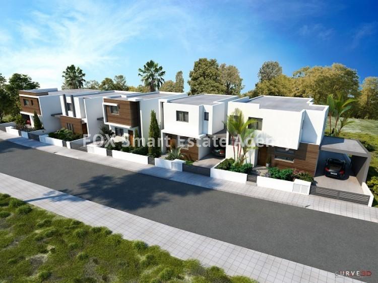 For Sale 4 Bedroom Detached House in Agios vasilios, Strovolos, Nicosia 11