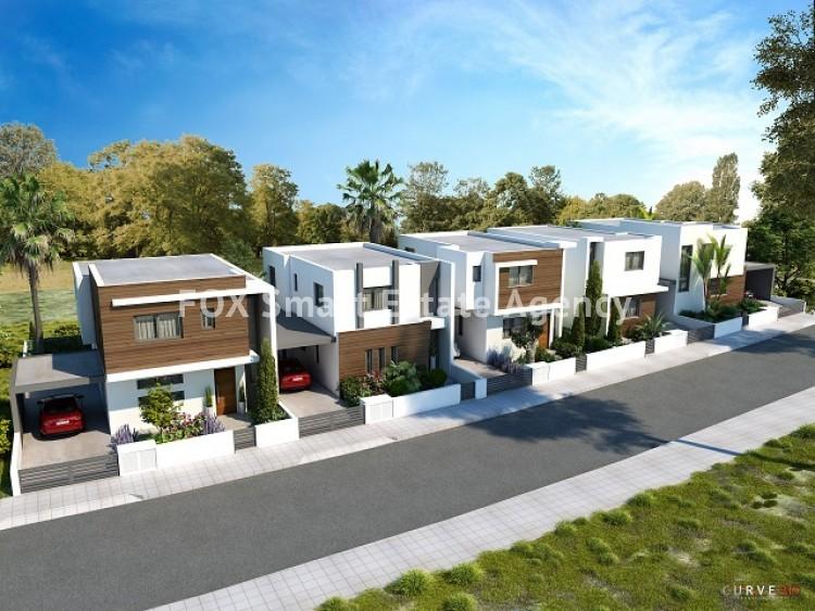 For Sale 4 Bedroom Detached House in Agios vasilios, Strovolos, Nicosia 13