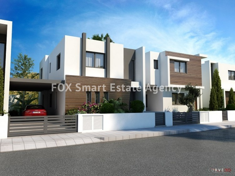 For Sale 4 Bedroom Detached House in Agios vasilios, Strovolos, Nicosia 2