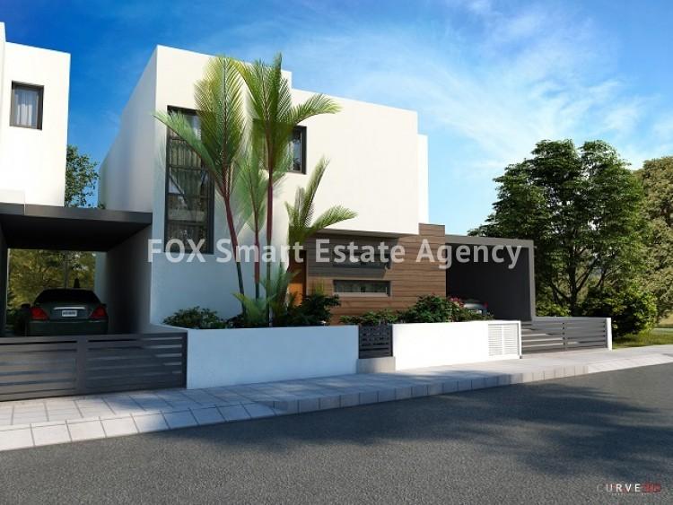For Sale 4 Bedroom Detached House in Agios vasilios, Strovolos, Nicosia 5