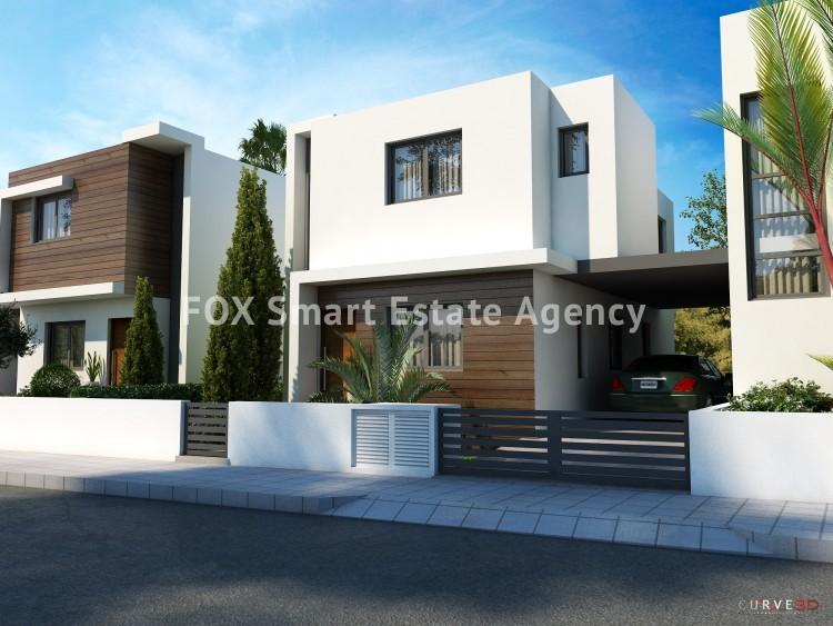 For Sale 4 Bedroom Detached House in Agios vasilios, Strovolos, Nicosia 7