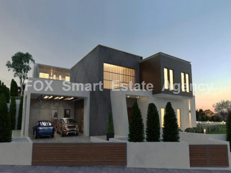 For Sale 4 Bedroom Detached House in Mouttagiaka, Limassol 5