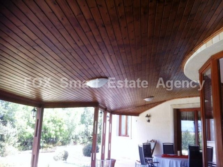 For Sale 5 Bedroom Detached House in Latsia, Nicosia 12