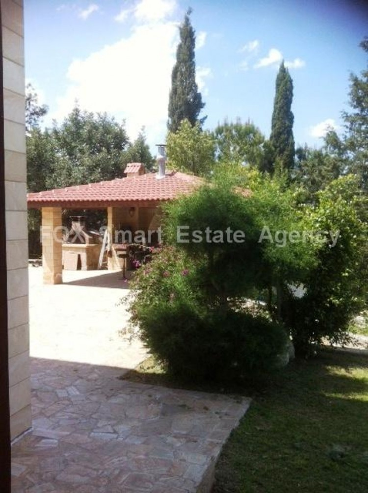 For Sale 5 Bedroom Detached House in Latsia, Nicosia 13