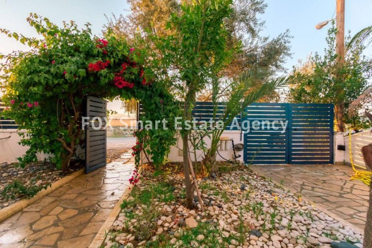 For Sale 3 Bedroom Detached House in Zygi, Larnaca 5