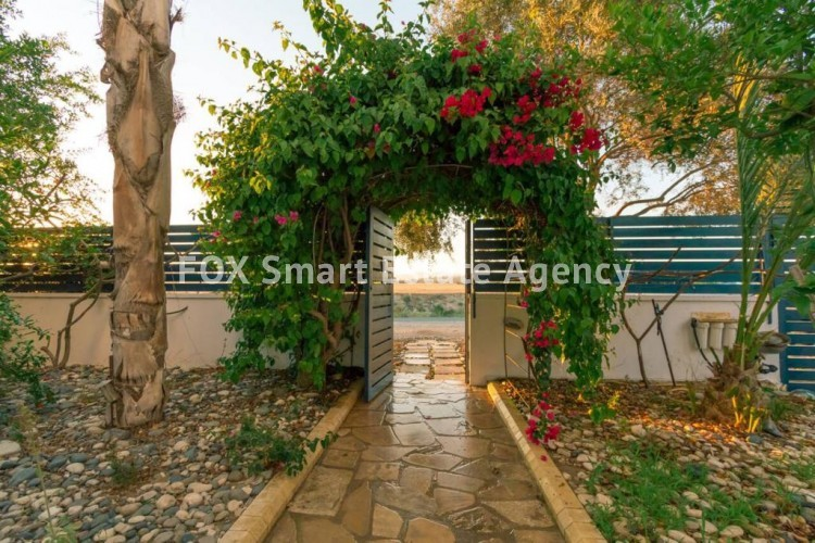 For Sale 3 Bedroom Detached House in Zygi, Larnaca 19