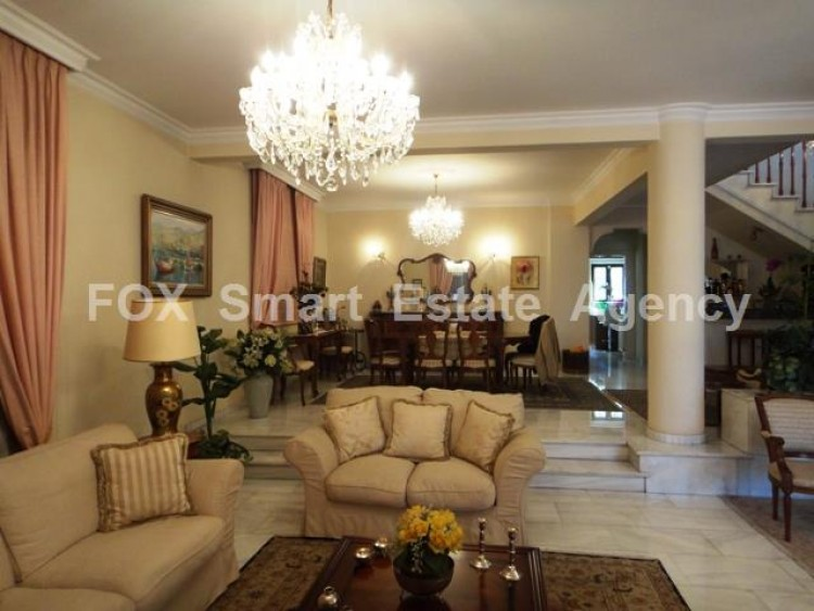 For Sale 7 Bedroom Detached House in Egkomi lefkosias, Nicosia