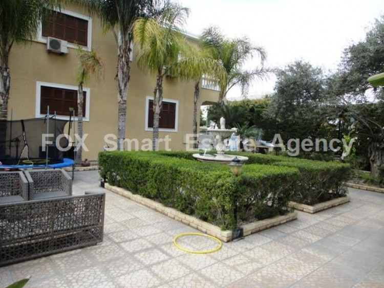 For Sale 7 Bedroom Detached House in Egkomi lefkosias, Nicosia 28