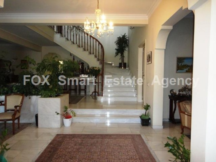 For Sale 7 Bedroom Detached House in Egkomi lefkosias, Nicosia 6