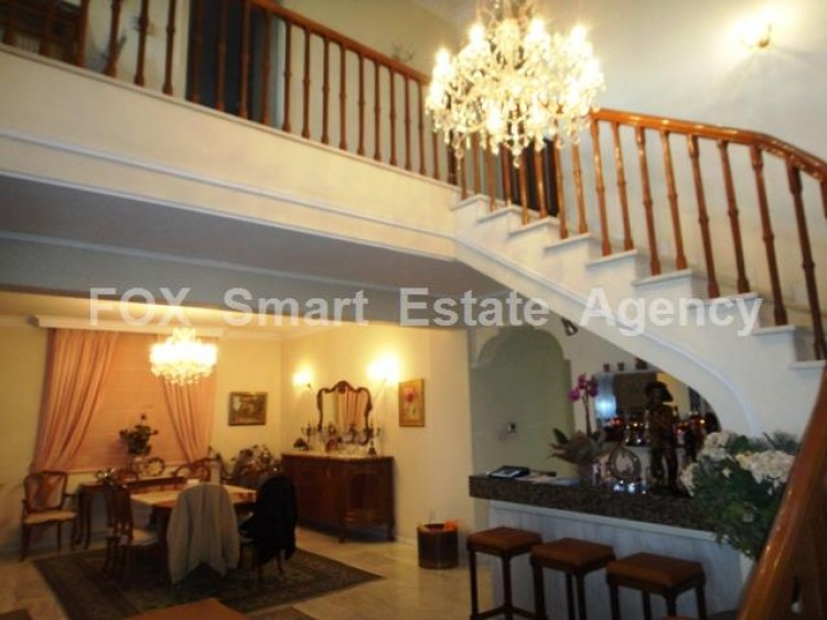 For Sale 7 Bedroom Detached House in Egkomi lefkosias, Nicosia 9