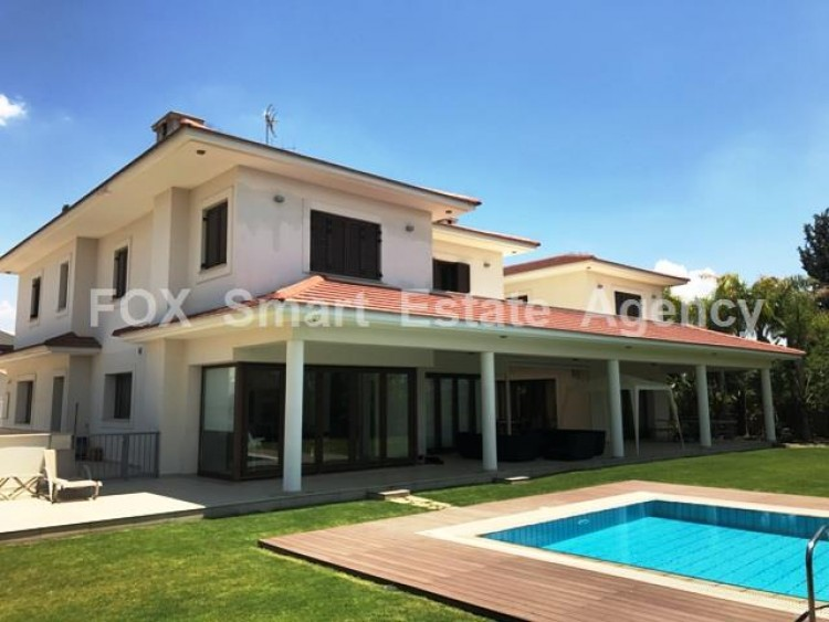 For Sale 7 Bedroom Detached House in Strovolos, Nicosia