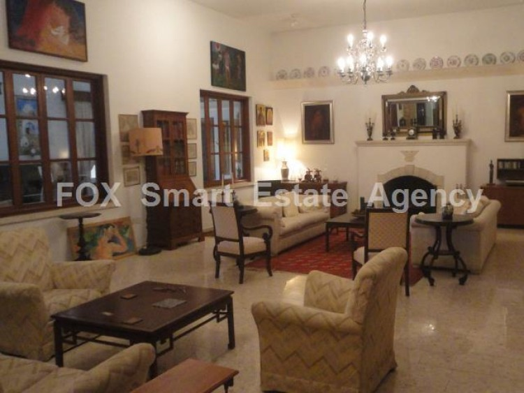 For Sale 5 Bedroom  House in Kato polemidia, Limassol 20