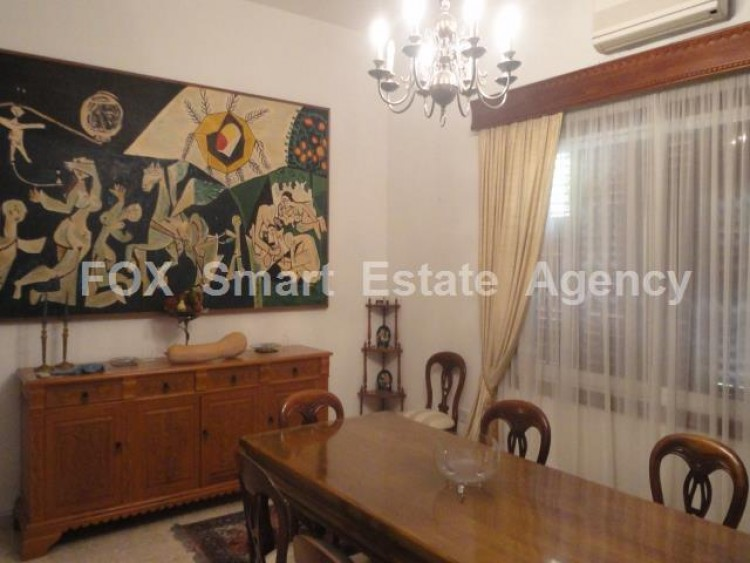 For Sale 5 Bedroom  House in Kato polemidia, Limassol 22