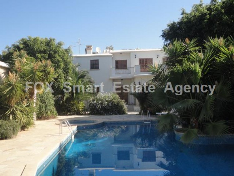 For Sale 5 Bedroom  House in Kato polemidia, Limassol 32