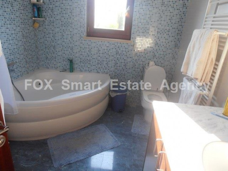 For Sale 5 Bedroom Detached House in Agios athanasios, Limassol 18