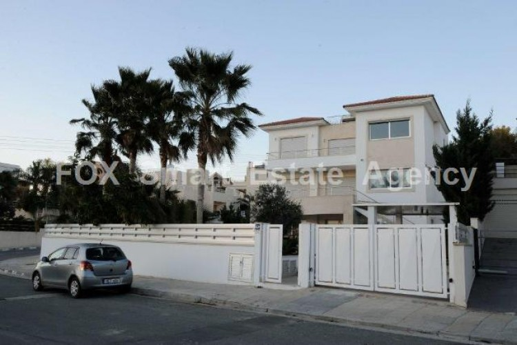 For Sale 5 Bedroom Detached House in Agios tychon, Limassol 14
