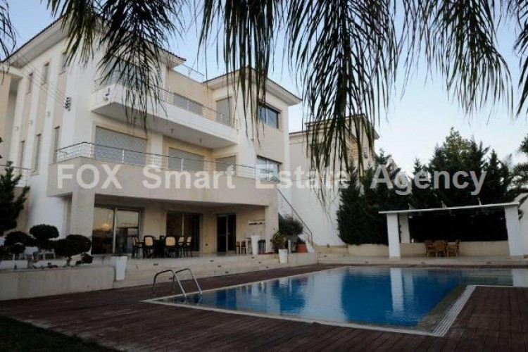 For Sale 5 Bedroom Detached House in Agios tychon, Limassol 2