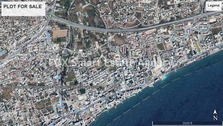 Plot in Potamos germasogeias, Limassol 2