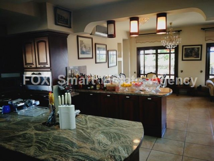 For Sale 4 Bedroom Detached House in Potamos germasogeias, Limassol 10