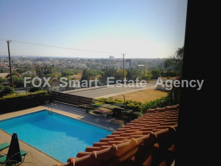 For Sale 4 Bedroom Detached House in Potamos germasogeias, Limassol 16