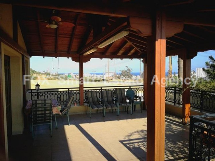 For Sale 4 Bedroom Detached House in Potamos germasogeias, Limassol 4