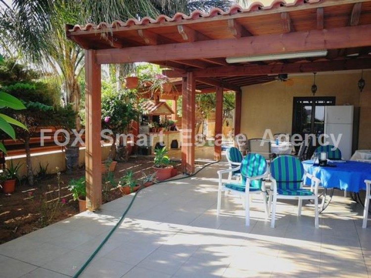 For Sale 4 Bedroom Detached House in Potamos germasogeias, Limassol 5