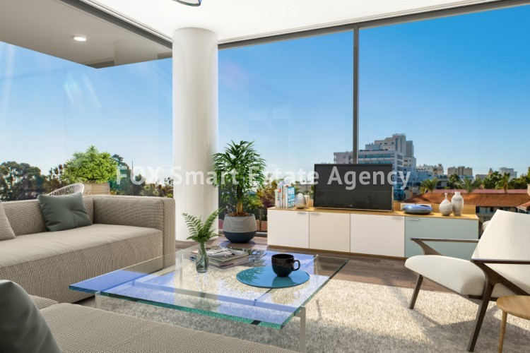 Luxury Sea View 2 Bedroom Apartment For Sale,  in Larnaca Makariou area 3