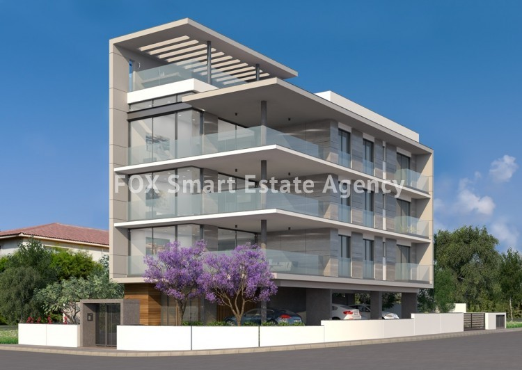 For Sale 3 Bedroom  Apartment in Potamos germasogeias, Germasogeia, Limassol 2