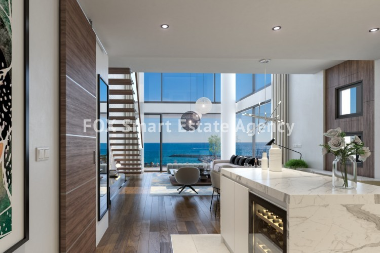 Luxury, Penthouse, Sea View, 3 Bedroom Apartment For Sale,  in Larnaca Makariou area 4
