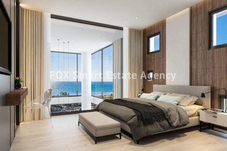 Luxury, Penthouse, Sea View, 3 Bedroom Apartment For Sale,  in Larnaca Makariou area 2