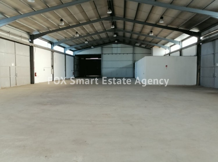 Warehouse / Factory in Dromolaxia, Larnaca