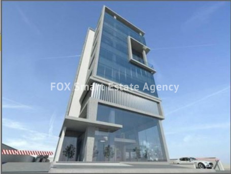 For Sale 1400sq.m Commercial Building in Dasoupolis, Strovolos, Nicosia
