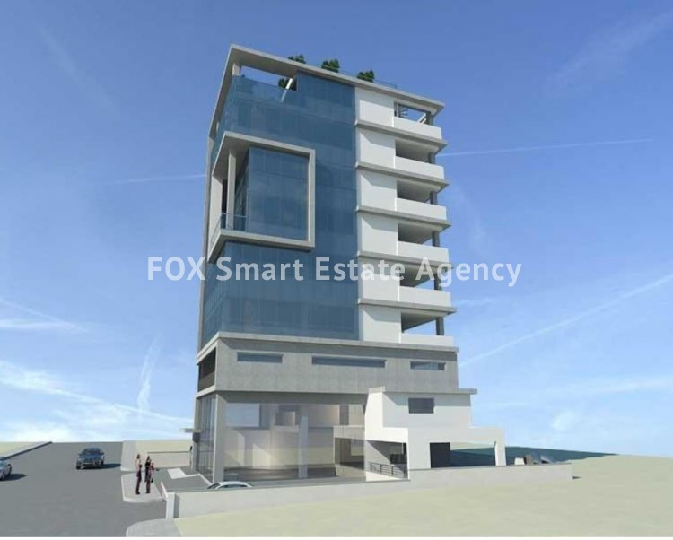 For Sale 1400sq.m Commercial Building in Dasoupolis, Strovolos, Nicosia 3