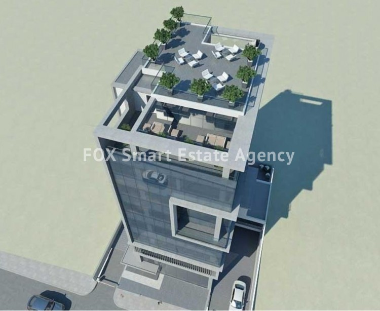 For Sale 1400sq.m Commercial Building in Dasoupolis, Strovolos, Nicosia 4