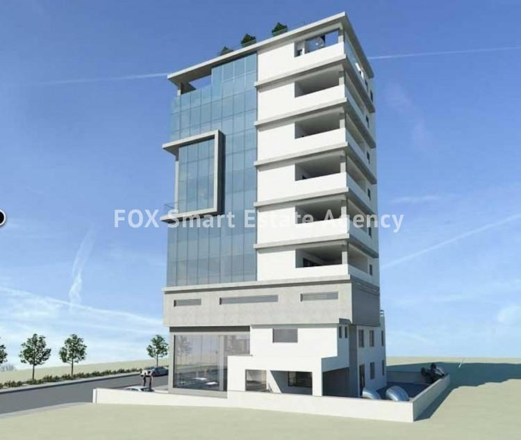 For Sale 1400sq.m Commercial Building in Dasoupolis, Strovolos, Nicosia 5