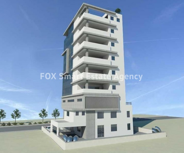 For Sale 1400sq.m Commercial Building in Dasoupolis, Strovolos, Nicosia 6