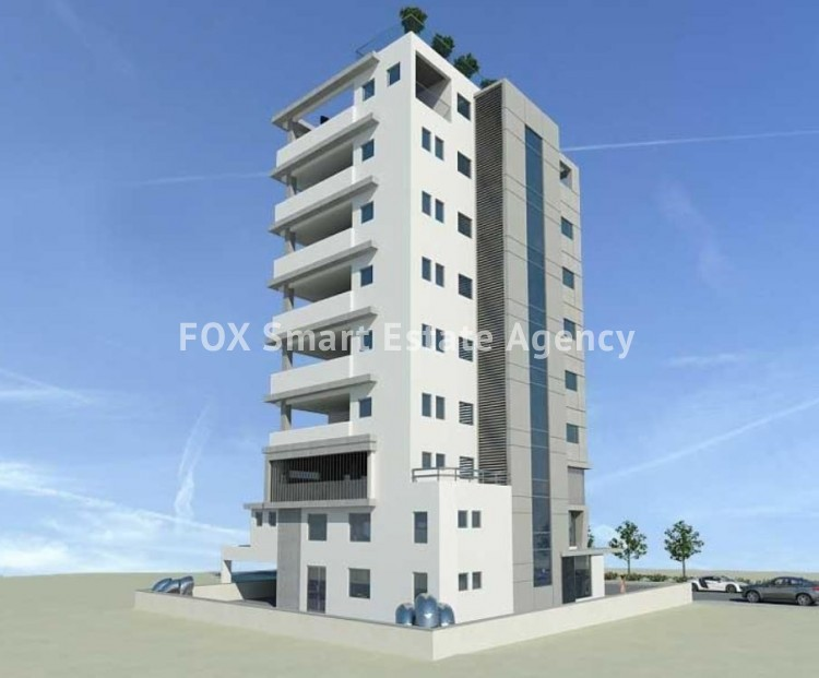 For Sale 1400sq.m Commercial Building in Dasoupolis, Strovolos, Nicosia 7