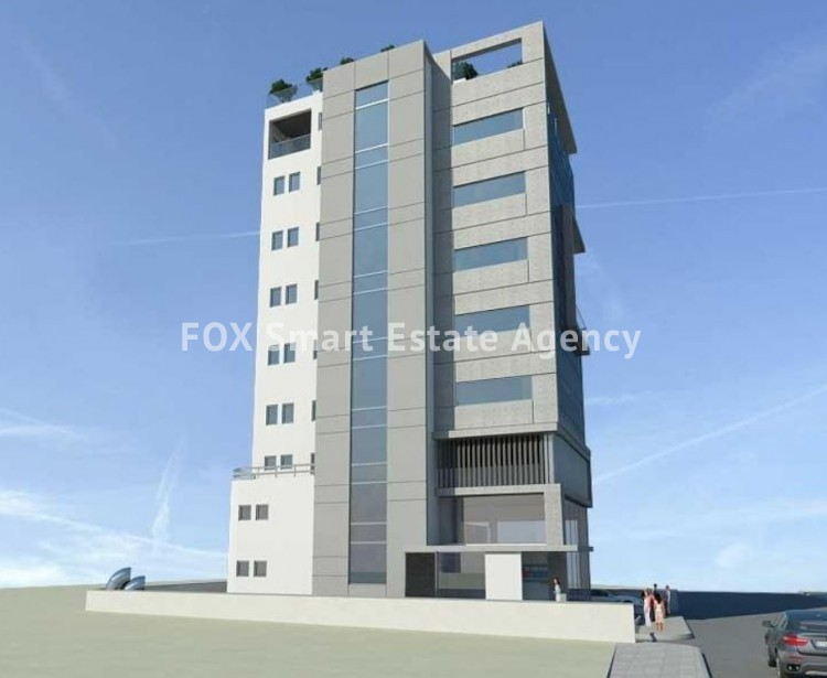 For Sale 1400sq.m Commercial Building in Dasoupolis, Strovolos, Nicosia 8