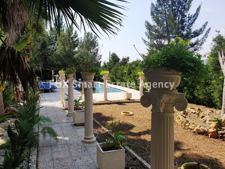 For Sale 4 Bedroom Detached House in Moni, Limassol  13