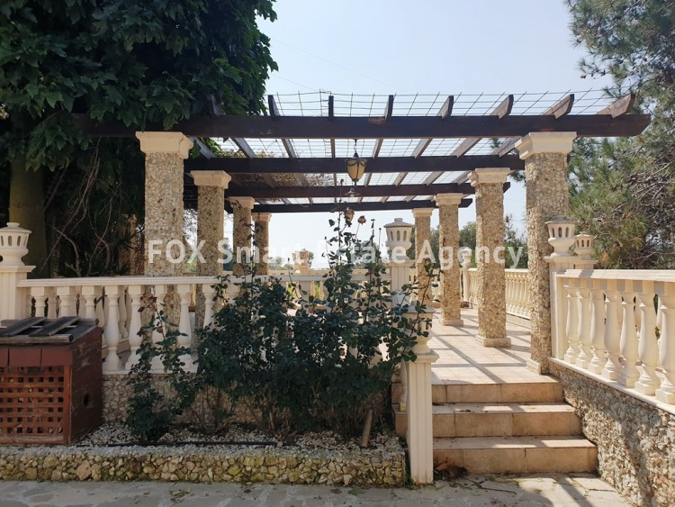 For Sale 4 Bedroom Detached House in Moni, Limassol  10