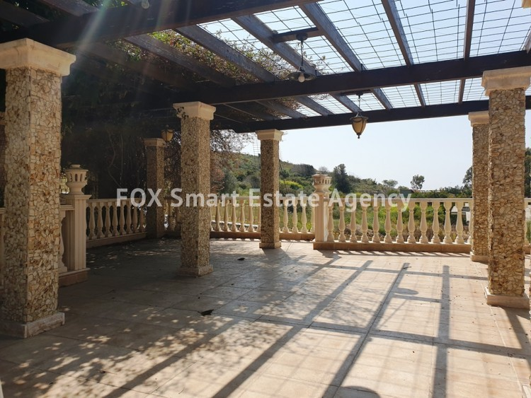 For Sale 4 Bedroom Detached House in Moni, Limassol  11