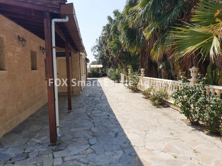 For Sale 4 Bedroom Detached House in Moni, Limassol  12