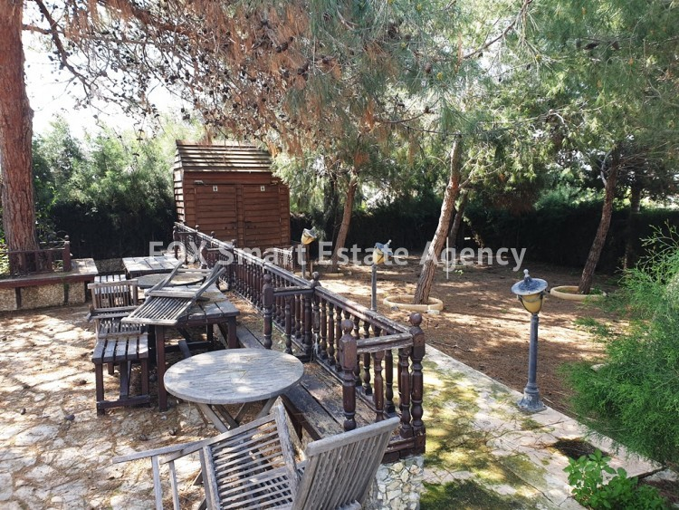 For Sale 4 Bedroom Detached House in Moni, Limassol  14