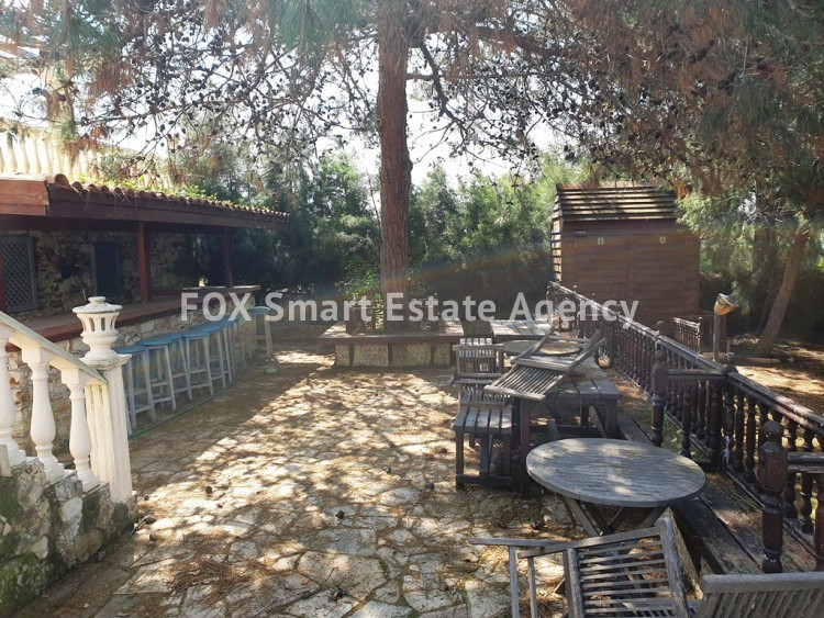 For Sale 4 Bedroom Detached House in Moni, Limassol  15